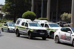 12 cops injured in Durban crash