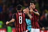 Last-gasp Romagnoli puts AC Milan ahead of Lazio in Champions League spot