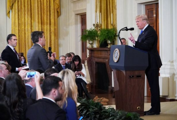 CNN sues Trump, demanding return of Acosta to White House | News