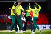 Bowlers star as Proteas win 10-over shootout against Aussies