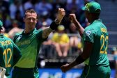 Aussie batters shouldn't be embarrassed, says Steyn