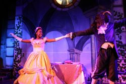 Beauty and the Beast: Fairytale magic before Christmas