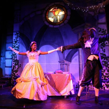 Beauty and the Beast at the People's Theatre. Picture: Supplied