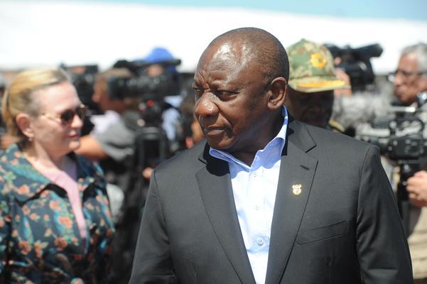 President Cyril Ramaphosa. Picture: ANA