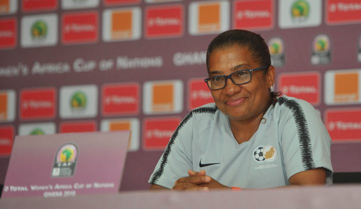 Ellis giving new players a chance for Cosafa Cup