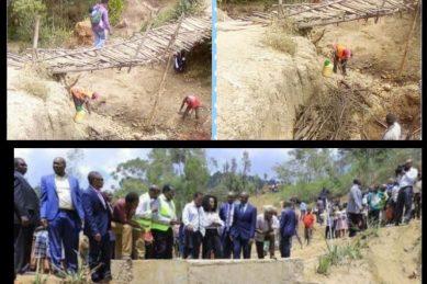 'Six million dollar' bridge divides Africans on Twitter