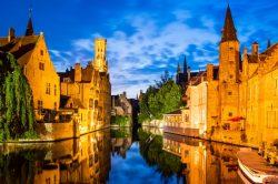 Discovering Bruges
