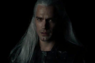 Netflix reveals Henry Cavill as The Witcher