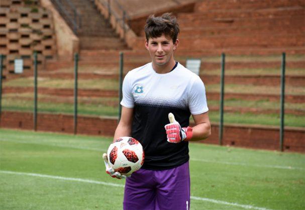 Maritzburg United goalkeeper Constandino 'Costi' Christodoulou (Pic Maritzburg)