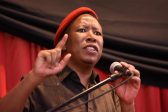 Why does Malema pick fights with the press?