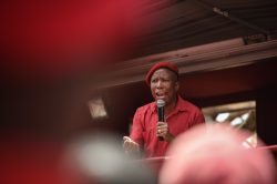 This is why this website is not about to start censoring Julius Malema