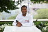 Ghanaian entrepreneur runs thriving e-learning platform despite failing high school