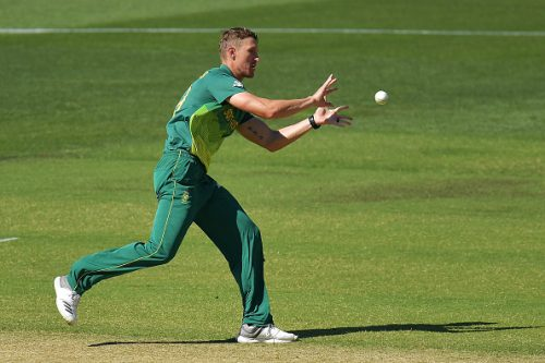 Hard work pays off for Dwaine Pretorius