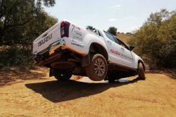 Isuzu KB bakkie built to tackle even serious off-road terrains