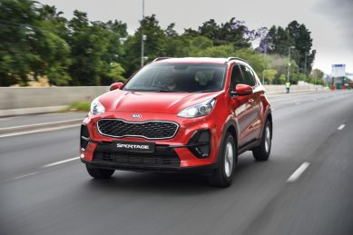 Refreshed Kia Sportage ticks buttons for price, value and choice