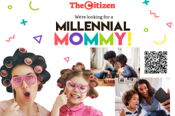 We're looking for a MILLENNIAL MOMMY!