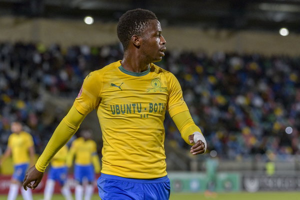 Phakamani Mahlambi of Mamelodi Sundowns (Frikkie Kapp/BackpagePix)