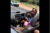 WATCH: Comedian makes own convertible bakkie as he can't afford X-Class