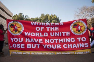Inflexible unionists beware: It's SAA today, Eskom tomorrow