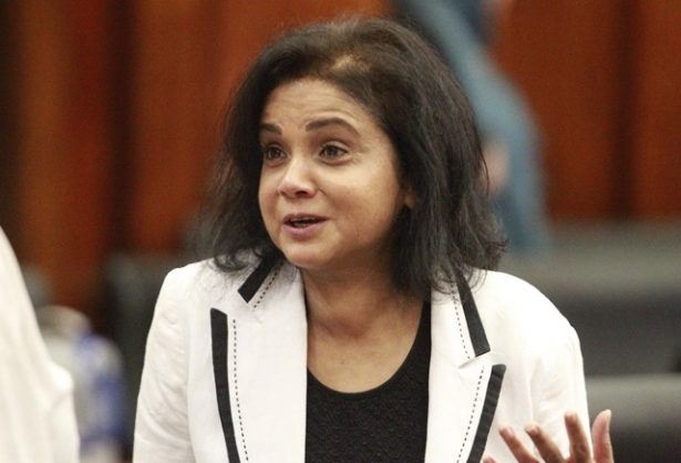 Advocate Shamila Batohi after her interview for the position of National Director of Public Prosecutions (NDPP) at the Union Buildings in Pretoria, 16 November 2018. Picture: Jacques Naude /African News Agency (ANA)