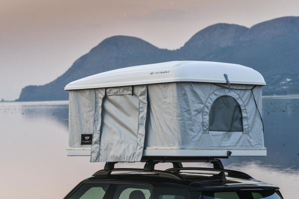 Home from home in a MINI Autohome – The Citizen