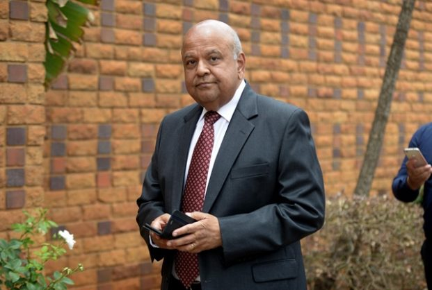 ANC apologises to Gordhan and Mchunu for 'black engineers' spat
