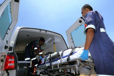 Man dies after crashing into truck in KZN