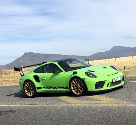 DRIVEN: Porsche 911 GT3 RS is certainly addictive