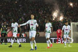 Raja Casablanca lift Caf Super Cup
