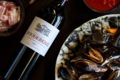 Recipe: Creamy mussel pot with chorizo and red wine