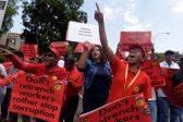 Cosatu demands Mboweni preserves jobs at ailing parastatals