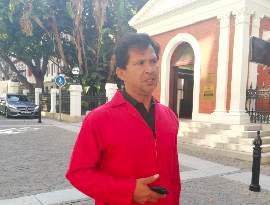 EFF MP shown parly's door for saying Gordhan's appointments are race-based