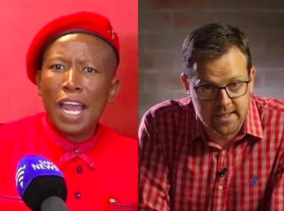 AfriForum says it won't let Malema get away with 'racist' utterances