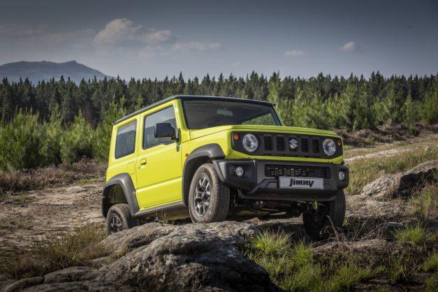 New Suzuki Jimny launches in SA