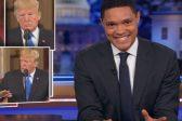 Trevor Noah rips into Trump over confrontational presser