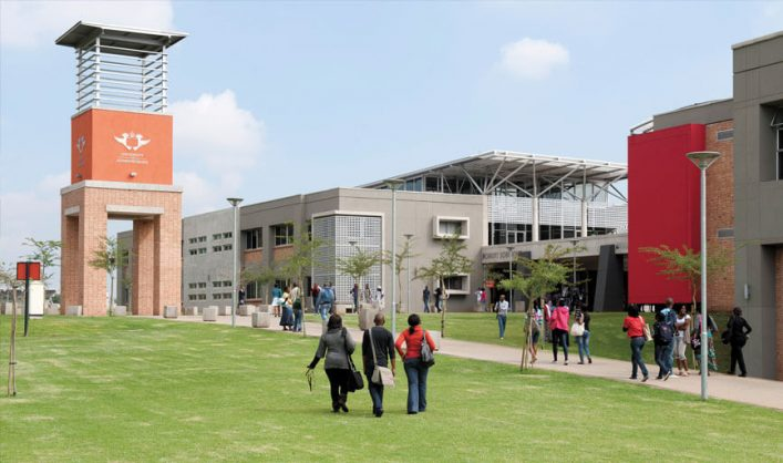 UJ subjects ranked within the world top 500