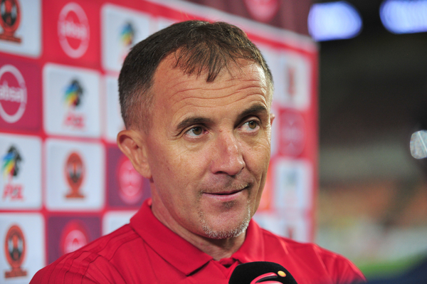 Micho Sredojevic, former coach of Orlando Pirates (Photo by Philip Maeta/Gallo Images)