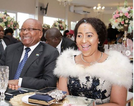 Zuma denies not paying maintenance for his 14-year-old daughter