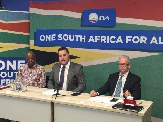 Blame Mashaba: The DA's stunning refusal to take responsibility