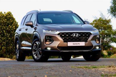 DRIVEN: New Hyundai Santa Fe stands out