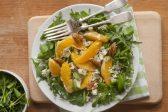 Recipe: Blue cheese and citrus salad