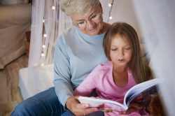 What to do when granny becomes the nanny