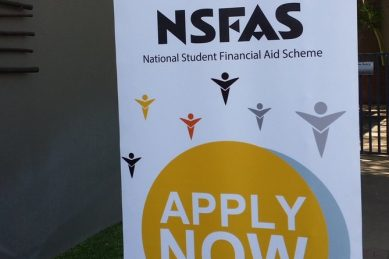 NSFAS officially opens applications for 2021