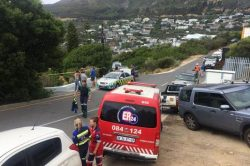 Man dies in paragliding incident in Cape Town