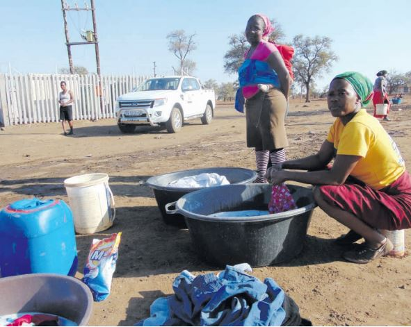 Higher temps affect Limpopo Water storage