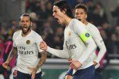 Cavani rescues PSG in Strasbourg stalemate