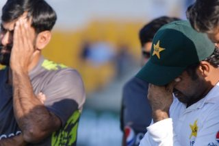 Sarfraz (sort of) apologises for 'hey black guy' comment