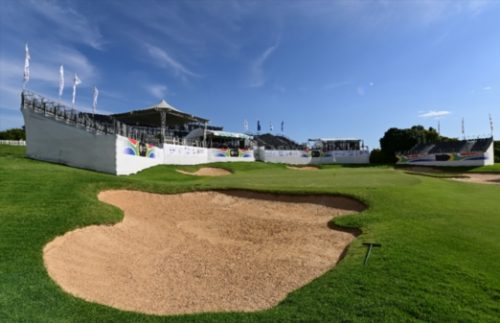Huge field vying for glory at SA Open