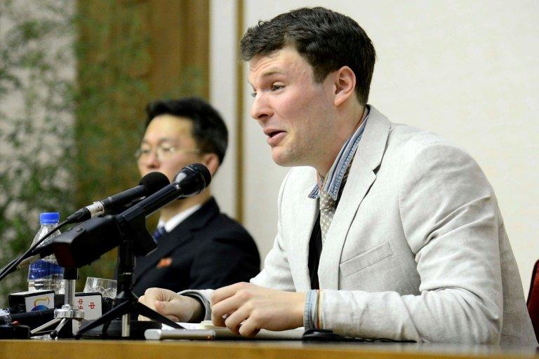 North Korea demands US pay for comatose 'tortured' student's $2m medical bill