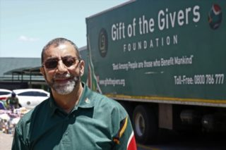 Gift of the Givers founder looks back on 27 years